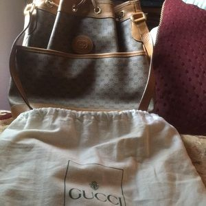 Authentic Gucci with Dust Bag